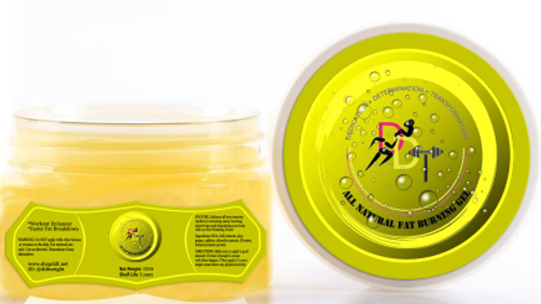 DDT-fIT All Natural Fat Burning Gel
