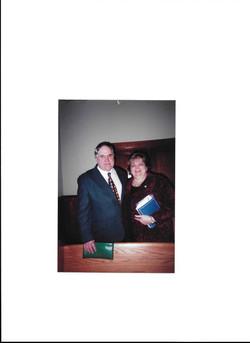Brantley & Vee McIntosh, Dec. 2003