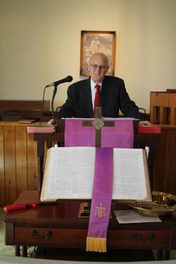 Rev, John Sexton
