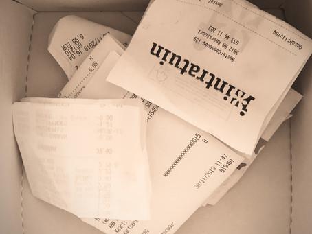 Papier bende. 7 tips om je administratie op orde te krijgen