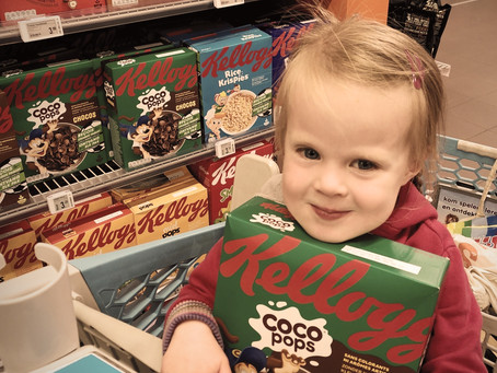 Laat je niet misleiden; kinderreclame op voedingsmiddelen!