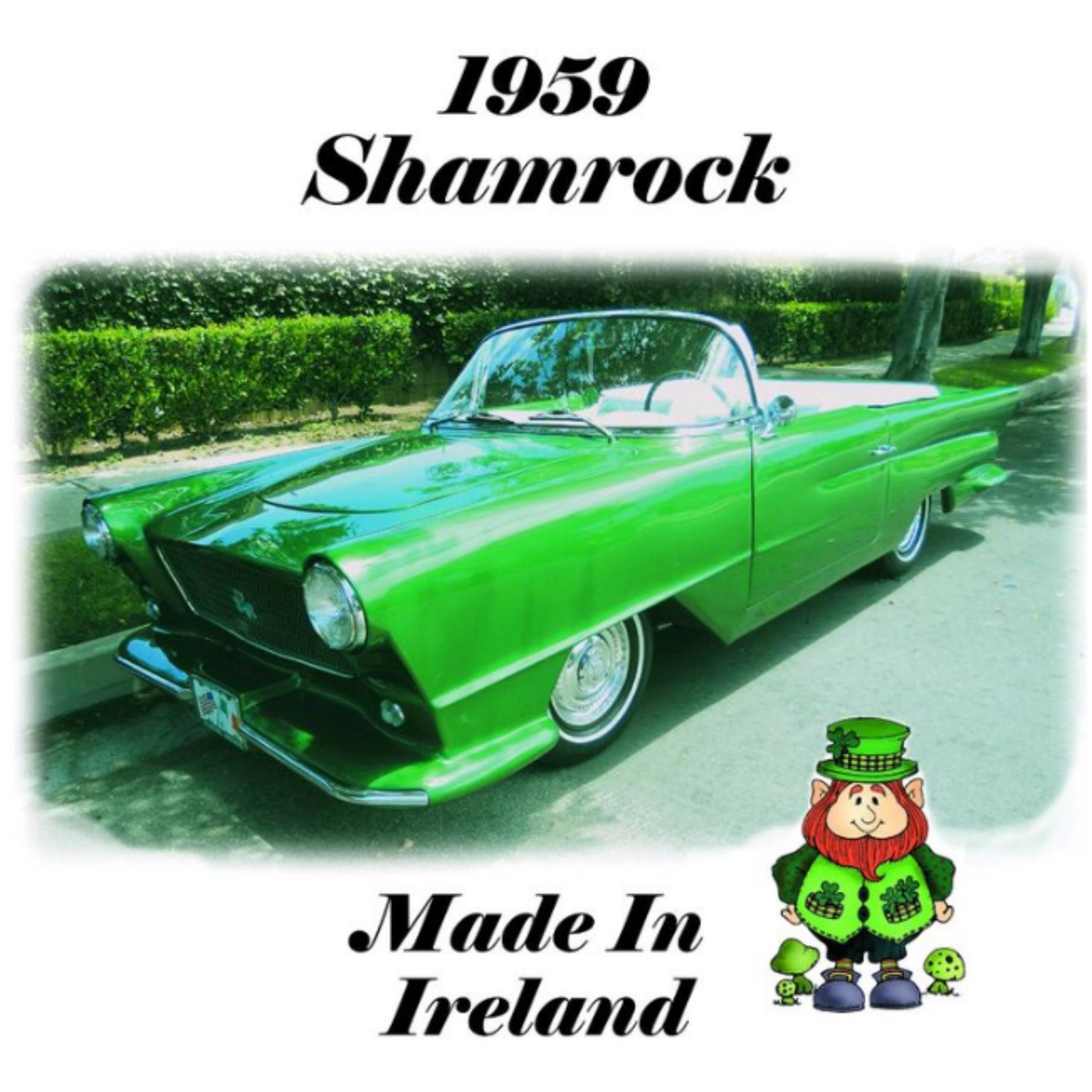 Shamrock Car