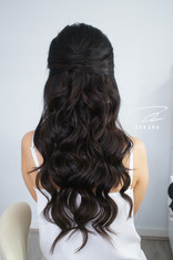Zoe Zhu Hair and Makeup