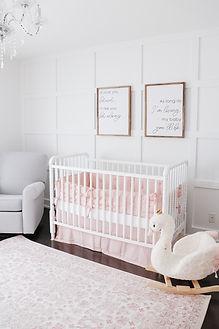 Jacqueline Chiarot Design - Swan Princess Nursery