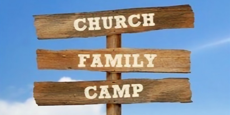 (Cancelled) Church Family Camp