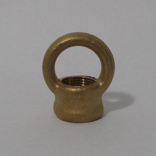 Brass Loop - H -30mm x W - 25mm