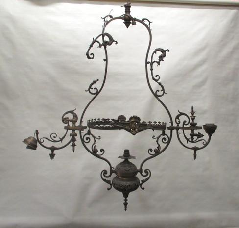 Damaged Banquet-Light Frame