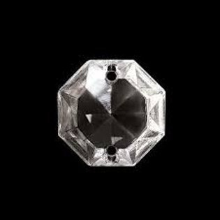 Octagonal Jewel - 16mm