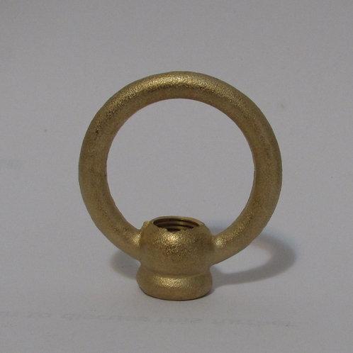 Brass Loop - H -40mm  x  W - 40mm