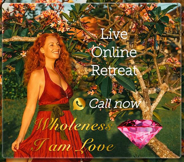 Live Online Retreat- Diamond Pass