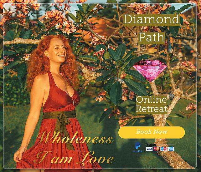 Online Retreat – Diamond Pass