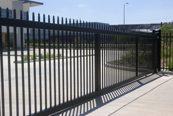 Diplomat Security Gates