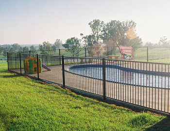 Flat Top Panels & Gates