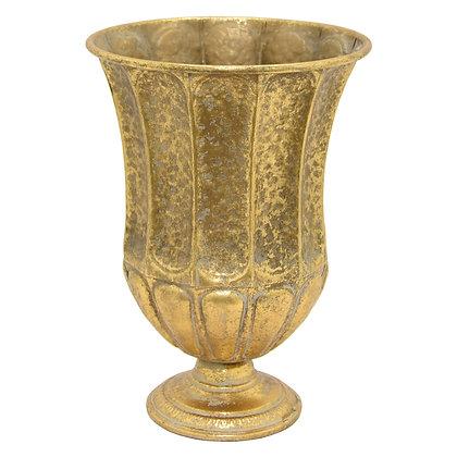 Florero Ornamento Oro