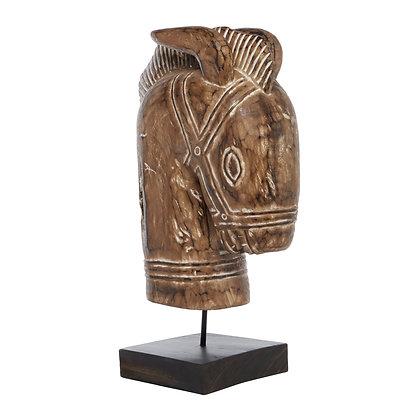 Copia de Escultura Cabeza Papua