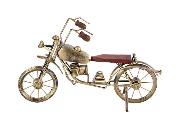Escultura Motocicleta