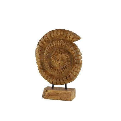 Escultura Caracol