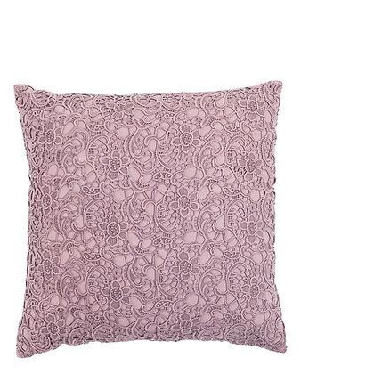 Cojín Lace Púrpura