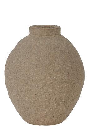 Florero Chomes Cemento