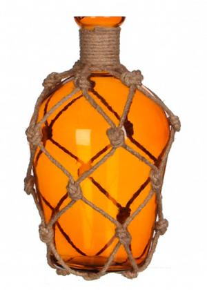 Botella Yula Ocre