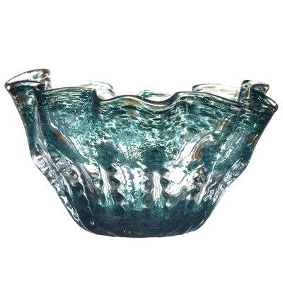 Bowl Vidrio Azul