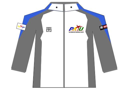 Mooto World Taekwondo Pan America Jacket