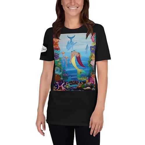 Mermaid Fun (color)