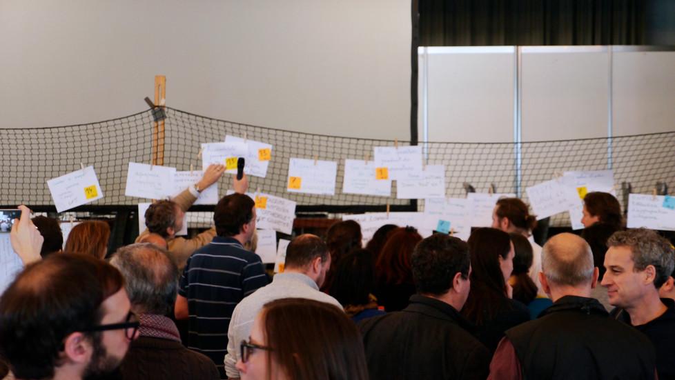 Forum et chantiers participatifs