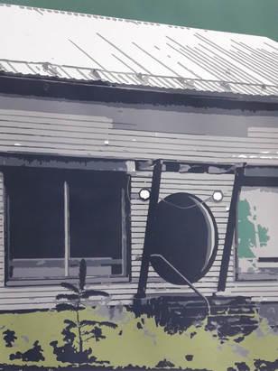 Hylätyt talot, autiot pihapöntöt  2020