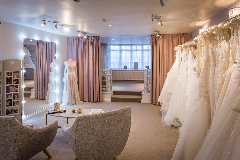 North Yorkshire Wedding Dress Boutique, The Little Pearl