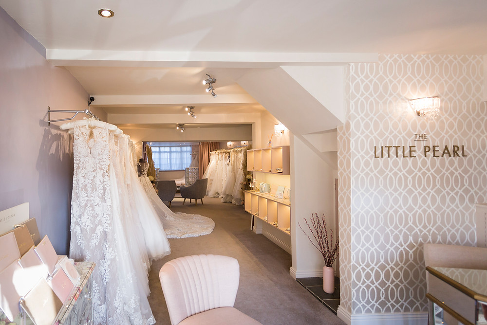 North Yorkshire Bridal Boutique, The Little Pearl