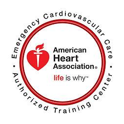 לוגו ארגון הלב האמריקאי
