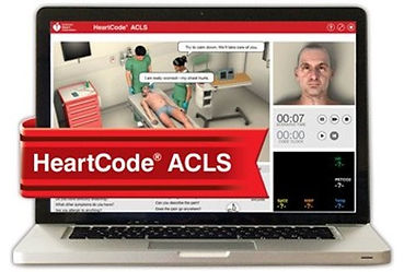 heart code ACLS
