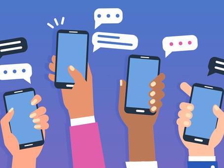 Покупатели посылают сообщения бизнесам, которые не готовы их принимать