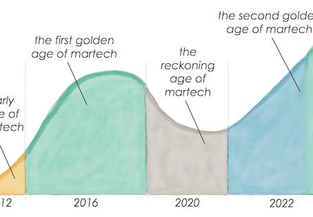 3 тренда лежащих в основе Второго золотого века мартеха: экосистемы, эксперты и инженеры