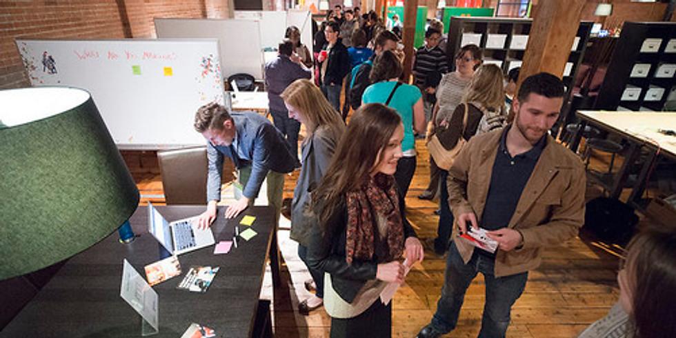 the Untitled Ventures' Start-up village