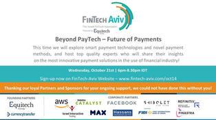 FinTech-Aviv's Online Event