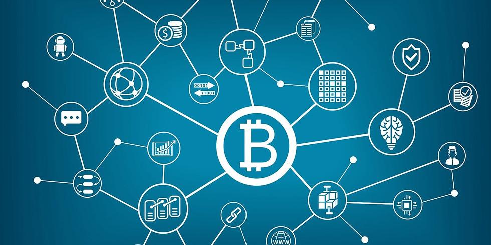"""Meet-up """"Blockchain в мартехе"""""""