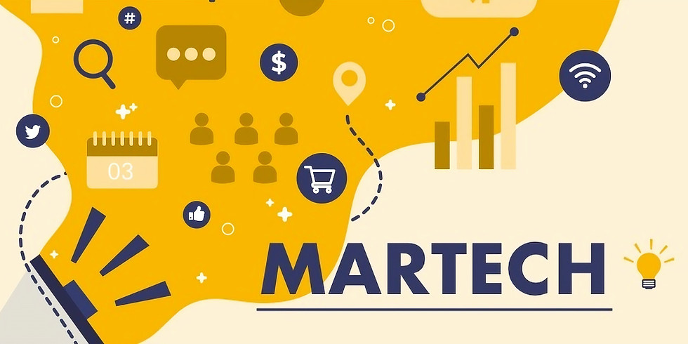 MarTech Spring Party 2021