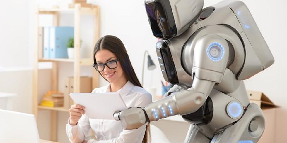 """Meet-up """"Робототехника и искусственный интеллект в маркетинге"""""""