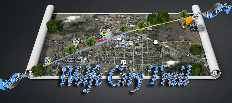 Chaparral Trail Wolfe City