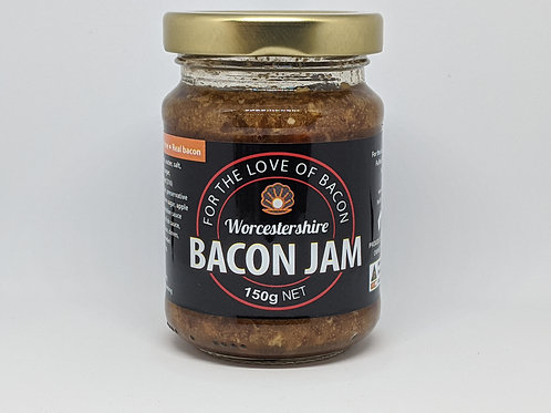 WORCESTERSHIRE BACON JAM - 150g