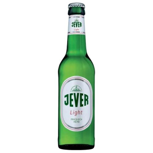 Jever Light 24 x 0,33 Liter (Glas)