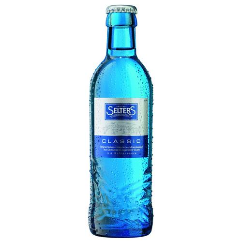 Selters Gastro Classic 24 x 0,25 Liter (Glas)