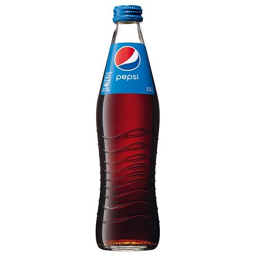 Pepsi Cola 24 x 0,33 Liter (Glas)