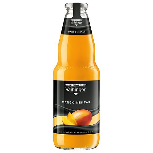 Niehoffs Vaihinger Mango Nektar 6 x 1 Liter (Glas)