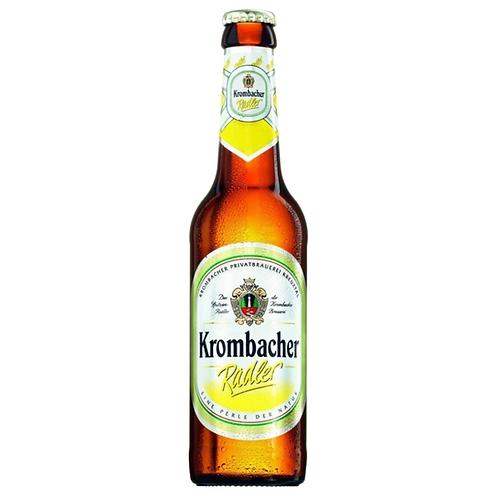 Krombacher Radler 11 x 0,5 Liter (Glas)