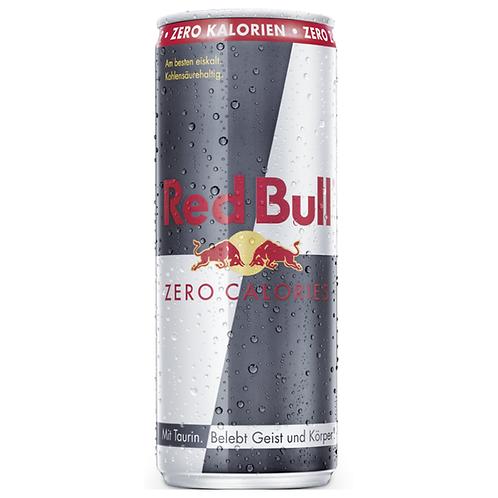 Red Bull Zero Calories 24 x 0,25 Liter (Dose(n))