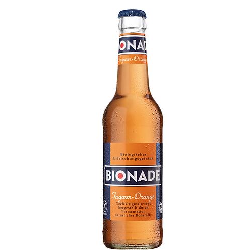 Bionade Ingwer-Orange 24 x 0,33 Liter (Glas)