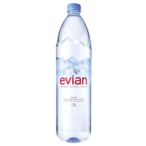 Evian Premium 6 x 1,25 Liter (PET)